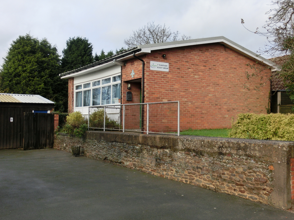 Flintham Scout hut